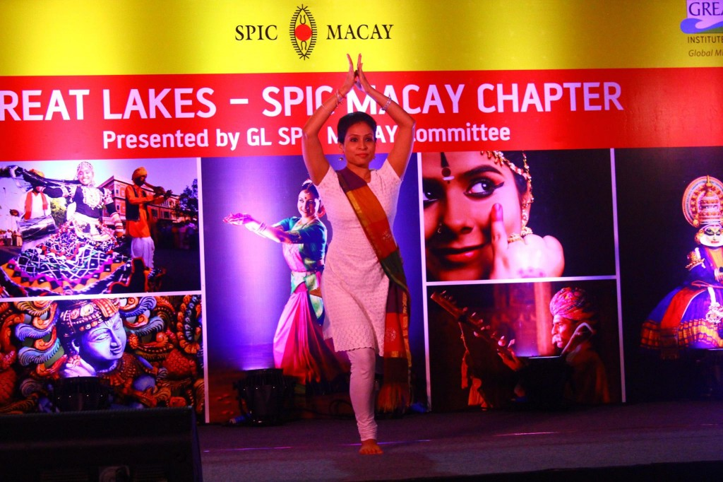 Great Lakes SPIC MACAY Chapter 2