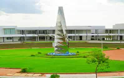 Asia's 1 st LEED Platinum Rated Campus